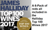 James Halliday Top 100
