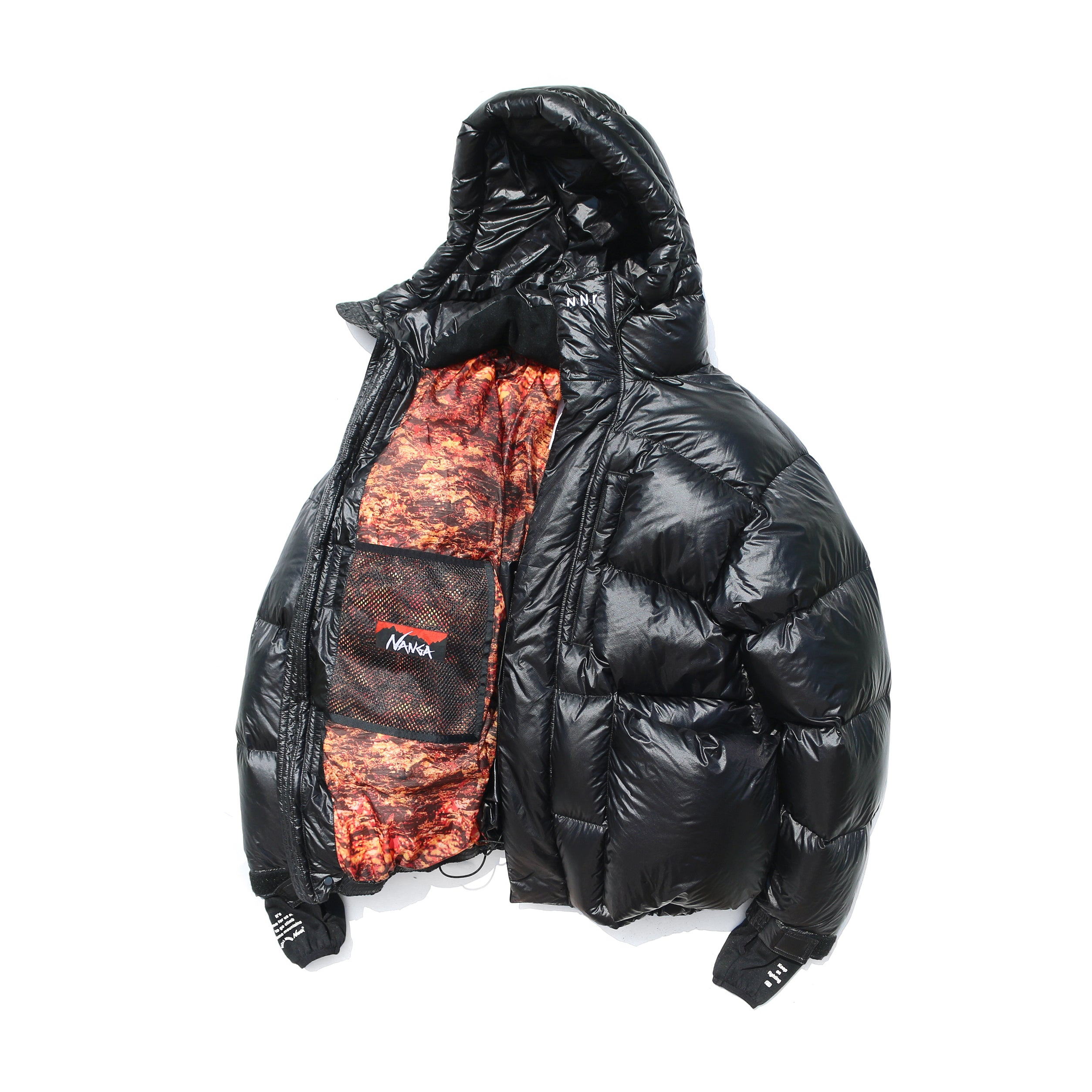 EDGE OUT DOWN JACKET