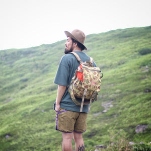NANGA×NATAL DESIGN×TOPO DESIGN Rover Bag 3way