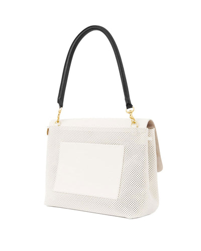 Clare V. - Helene bag -Cream Perf
