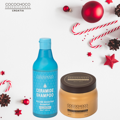Cocochoco Professional, Cocochoco Hrvatska, Cocochoco Croatia, Cocochoco, Ceramide, šampon, šampon za volumen, šampon za masnu kosu, masna kosa, oštećena kosa, maska za kosu, maska za oštećenu kosu, tanka kosa, shampoo, shampoo for volume, shampoo for greasy hair, greasy hair, thin hair, damaged hair, hair mask, mask for damaged hair