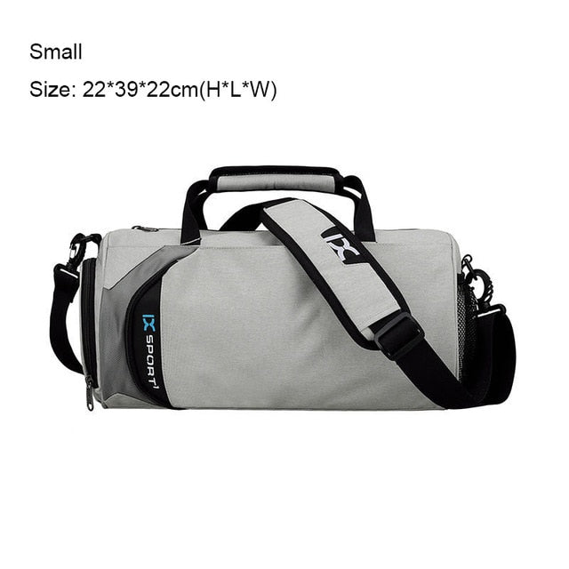 Men Gym Bags For Training Bag Tas Fitness Travel Sac De Sport Outdoor Sports Swim Women Dry Wet Gymtas Yoga Women 2020 XA103WA