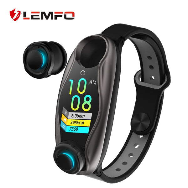 smart watch & wireless earbuds