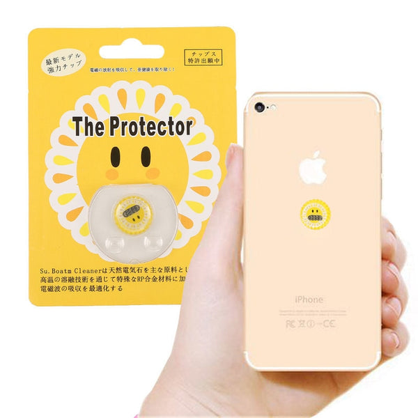for poco f1 Phone Sticker Anti Radiation Chip Shield Keep Health Laptop Anti Protection for Pregnant Woman Radiation Protection