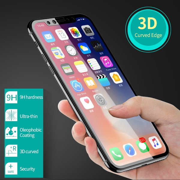 3D Matte Anti Blue Ray Light 9H Tempered Glass For iPhone,Anti Blue Light / Eyes Care