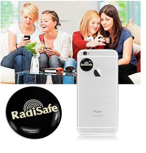 Realy work have test by Morlab lab shiled Radiation 99.8% Radi Safe anti radiation sticker 5pcs/lot