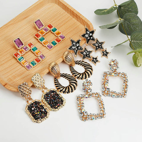 Hotomoto: Vintage Earrings for Women