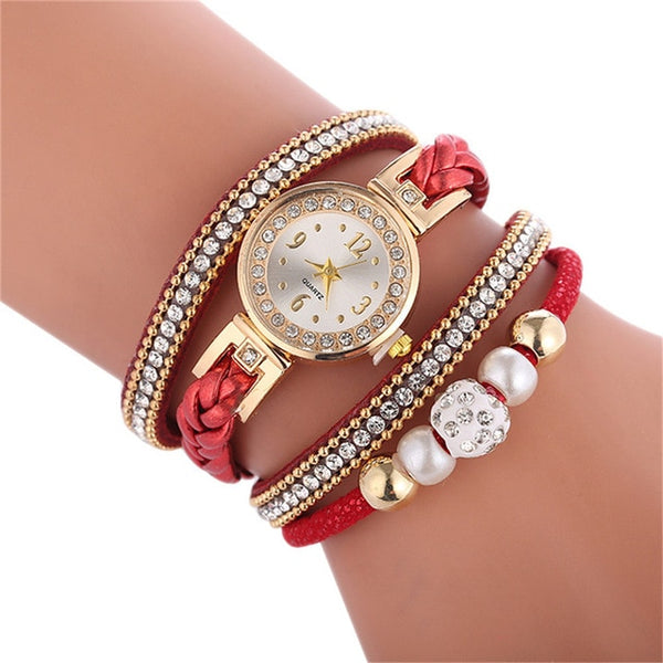 Luxury Stylish bracelet watch for women/girls,fashionable bracelet watch