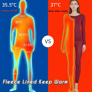 Winter Elastic Thermal Inner Wear