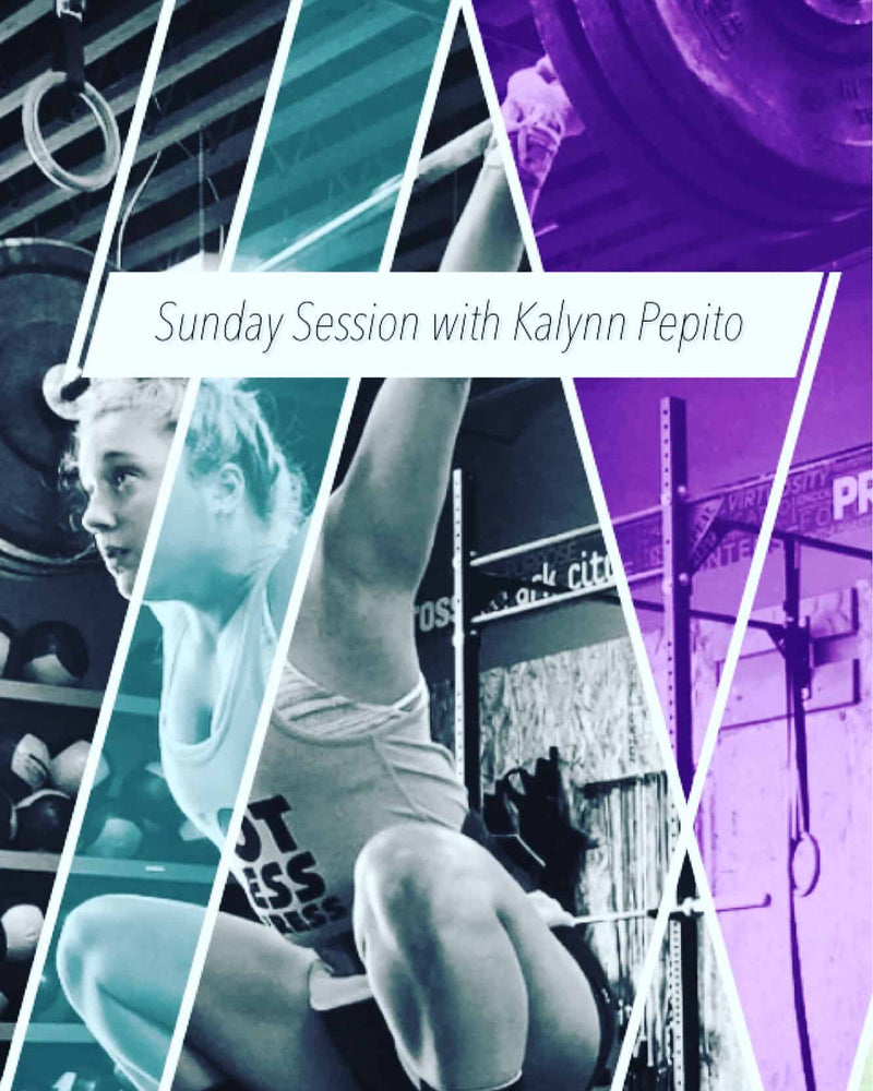 Sunday Session with Kalynn Pepito