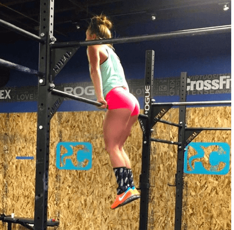 Kalynn Pepito Muscle Up