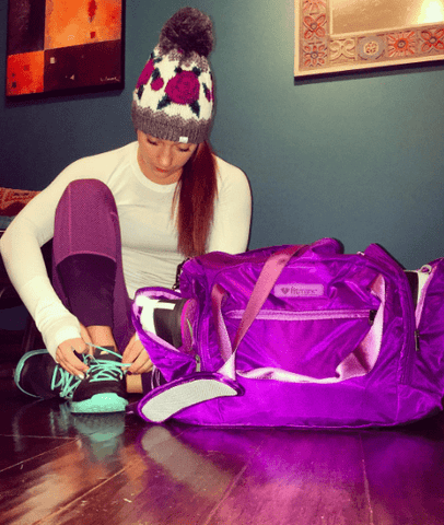 Kalynn Pepito Workout Bag