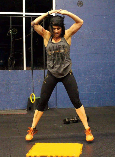Kellie Huston Burpee