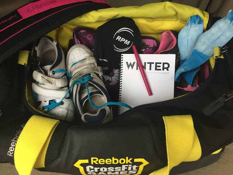Pamela Gagnon Gym Bag