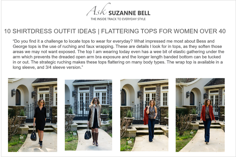 Ask Suzanne Bell