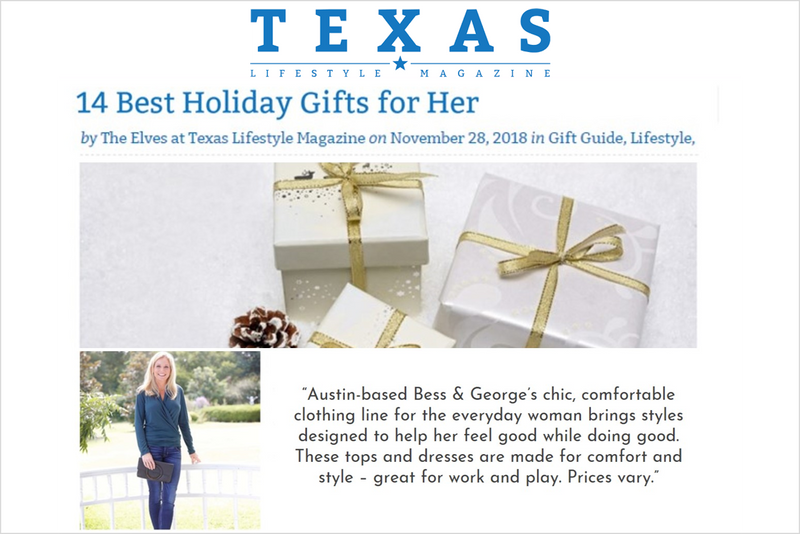 Texas Lifestyle Magazine Holiday Gift Guide