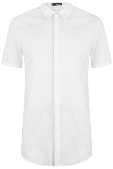 Billy Short Sleeve - White