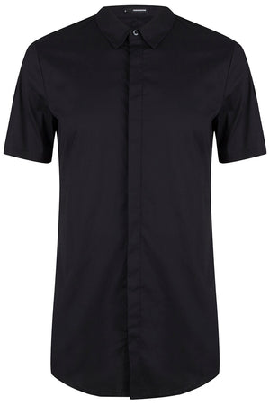Billy Short Sleeve - Black