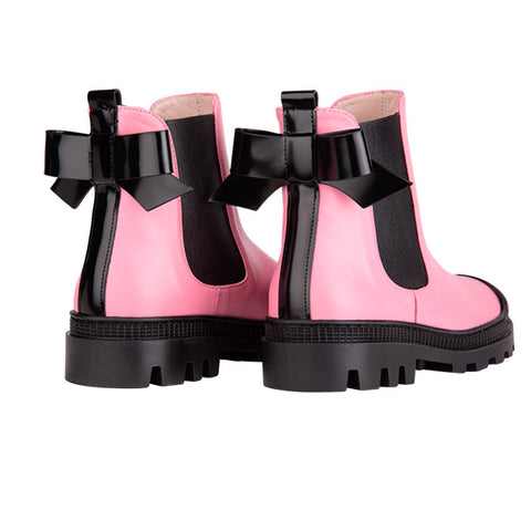 BOWIE CHELSEA pink-black