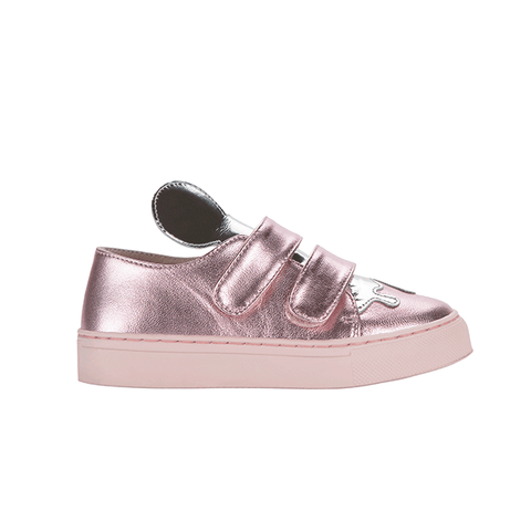 JERRY MINI pink metallic