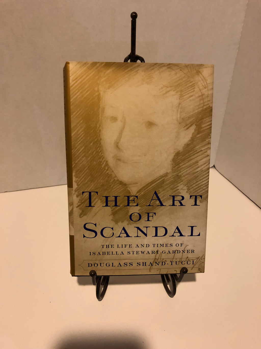 Art of Scandal: The Life and Times of Isabella Stewart Gardner, The