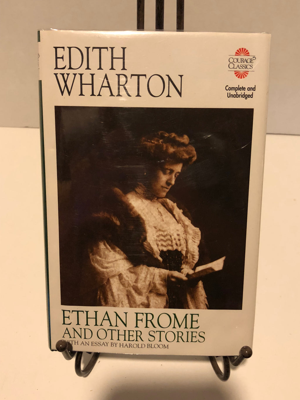 Ethan Frome and Other Stories (Courage Classics)