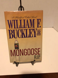 Mongoose, R.I.P. (The Blackford Oakes thrillers)