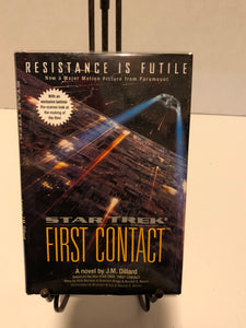 Star Trek First Contact (Star Trek The Next Generation)