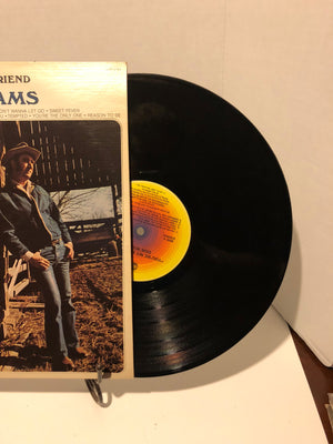 Don Williams - Youre My Best Friend (Autographed)