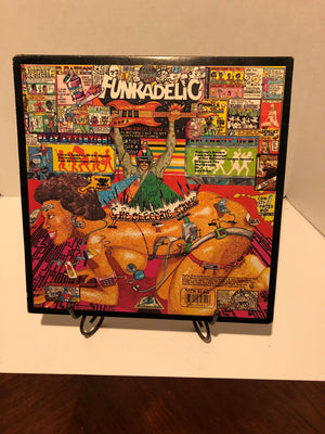Funkadelic - The Electric Spanking Of War Babies
