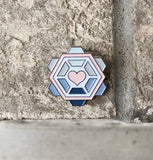 Hexie Love Pin