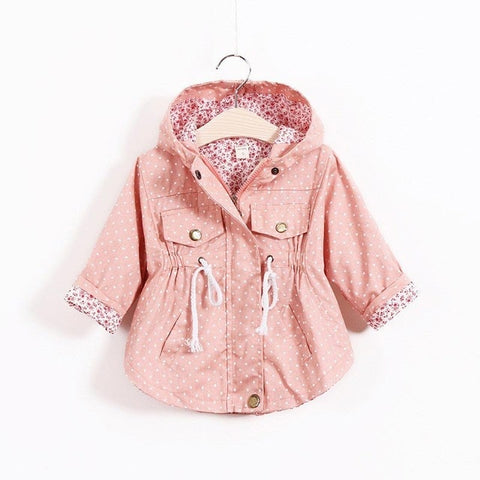 * Candy Colour Spring Jacket