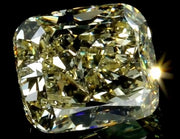 7.12ct Fancy Yellow Cushion Cut Diamond