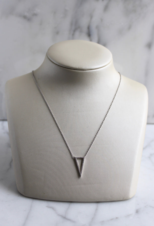 Triangle Shape Necklace