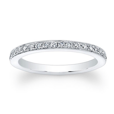 Diamond Wedding Band 0.33CT total