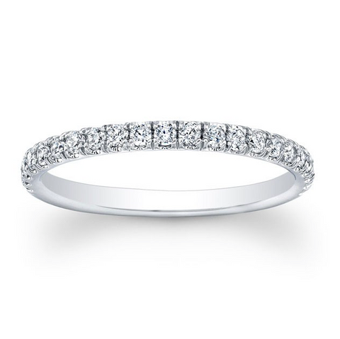 Diamond Wedding Band total weight 0.32CT