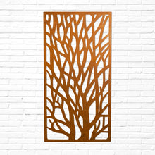 Load image into Gallery viewer, Laser Cut Panel - Trees