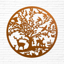 Load image into Gallery viewer, Laser Cut Wall Art - Highland View