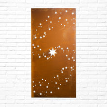 Load image into Gallery viewer, Laser Cut Panel - Stars