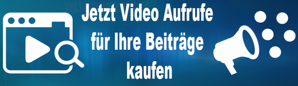 Facebook Video Views Aufrufe kaufen ▷ ab 1,49€