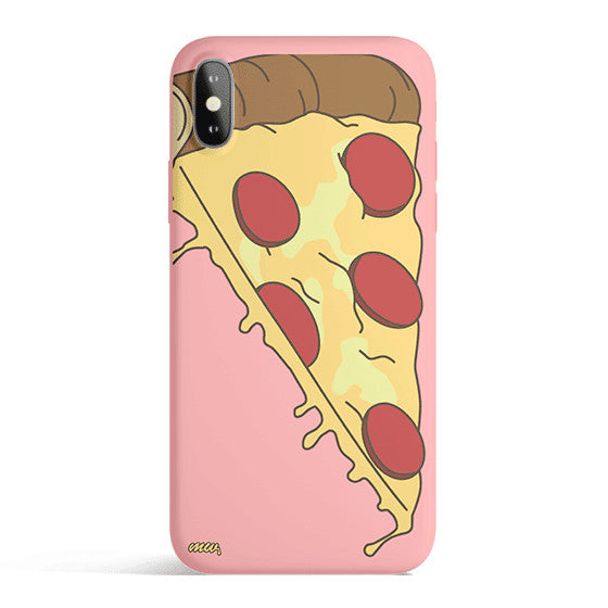 Cheesy Pizza Iphone Case