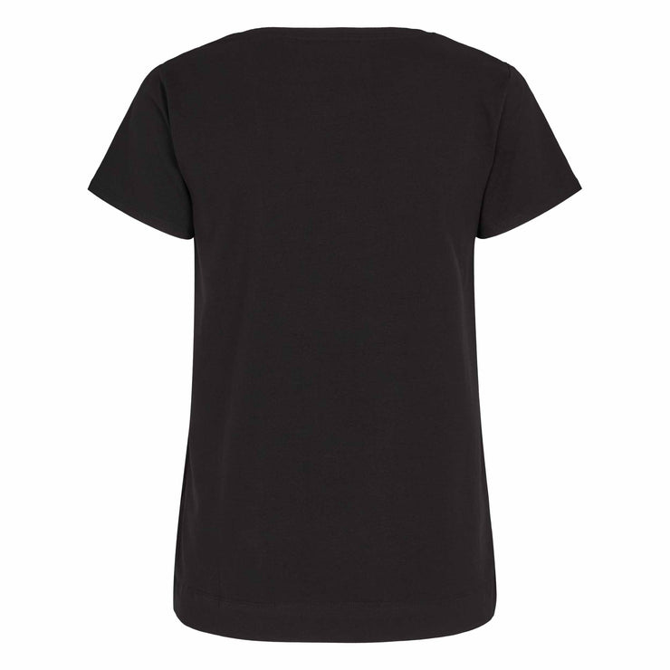 Soft Rebels SRElle T-shirt T-shirt 001 Black