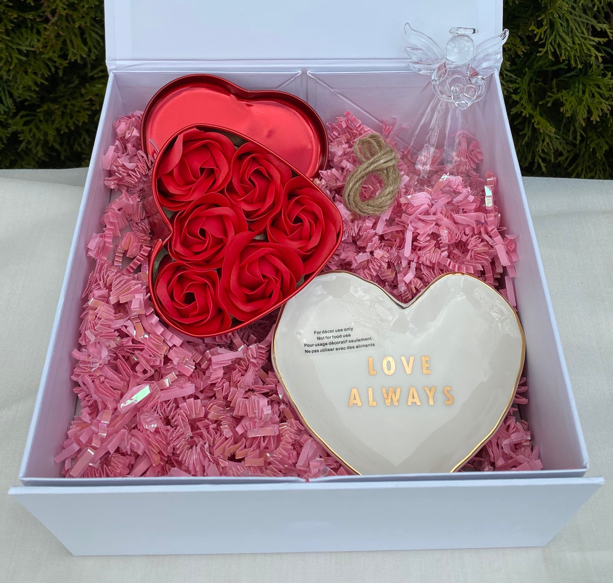 """Love Always"" Gift Box"