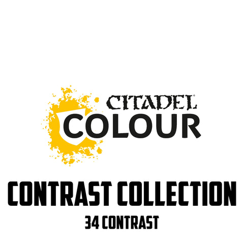 Citadel Contrast Collection Paint