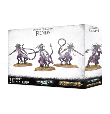 Daemons of Slaanesh: Fiends