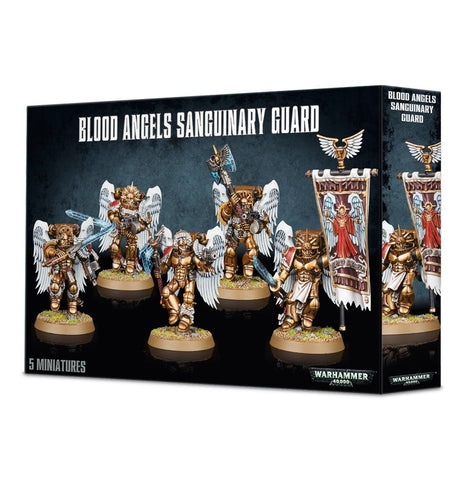 Blood Andgels Sanguinary Guard