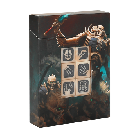 Ossiarach Bonerippers Dice Set