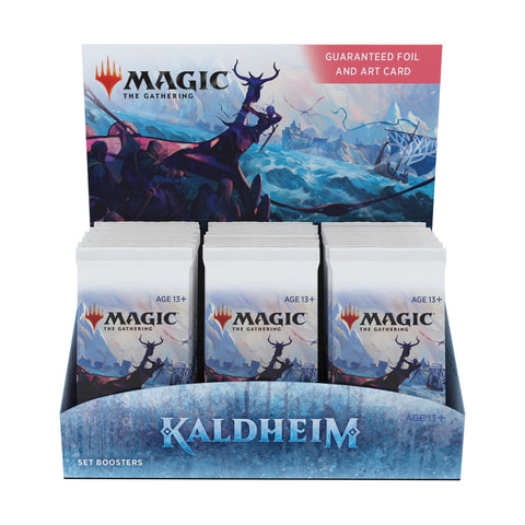 Magic: The Gathering Kaldheim Set Booster Box