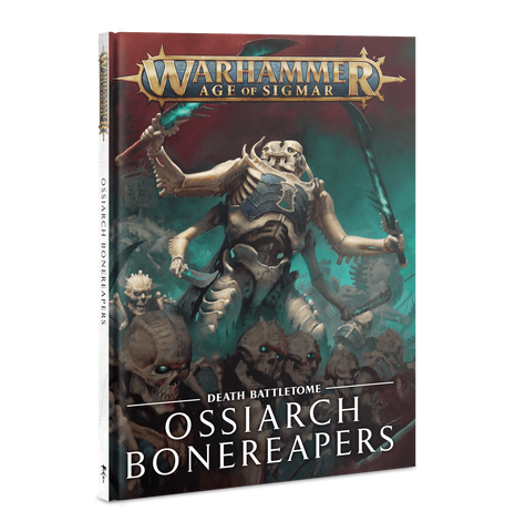 Battletome: Ossiarch Bonerippers (HB)