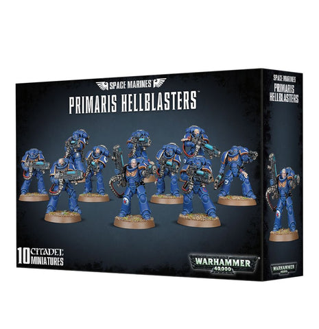 Space Marines Primaris Hellblasters